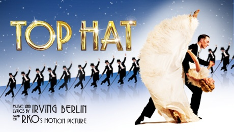 Top Hat at the Churchill Theatre