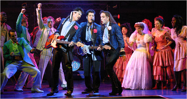 The Wedding Singer - Musical Theatre Musings