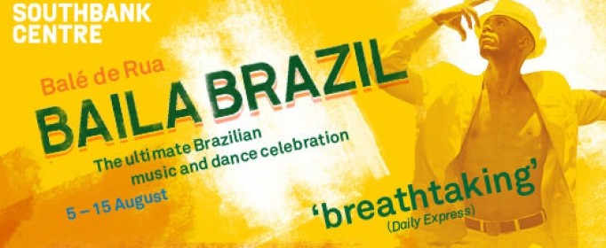 Baila-Brazil