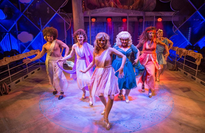 Xanadu review by Musical Theatre Musings