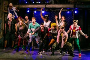 American Idiot Tour Cast
