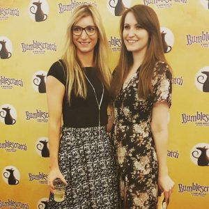 Musical Theatre Musings & A Musical Muppet at the Gala Night of Bumblescratch
