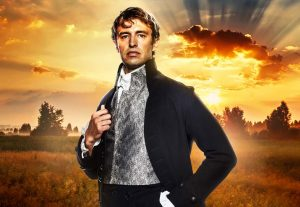 Mr Darcy Photo by Simon Turtle