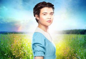 Taffine Steen as Elizabeth Bennet