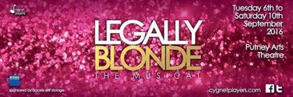 Legally Blonde Cygnet Players