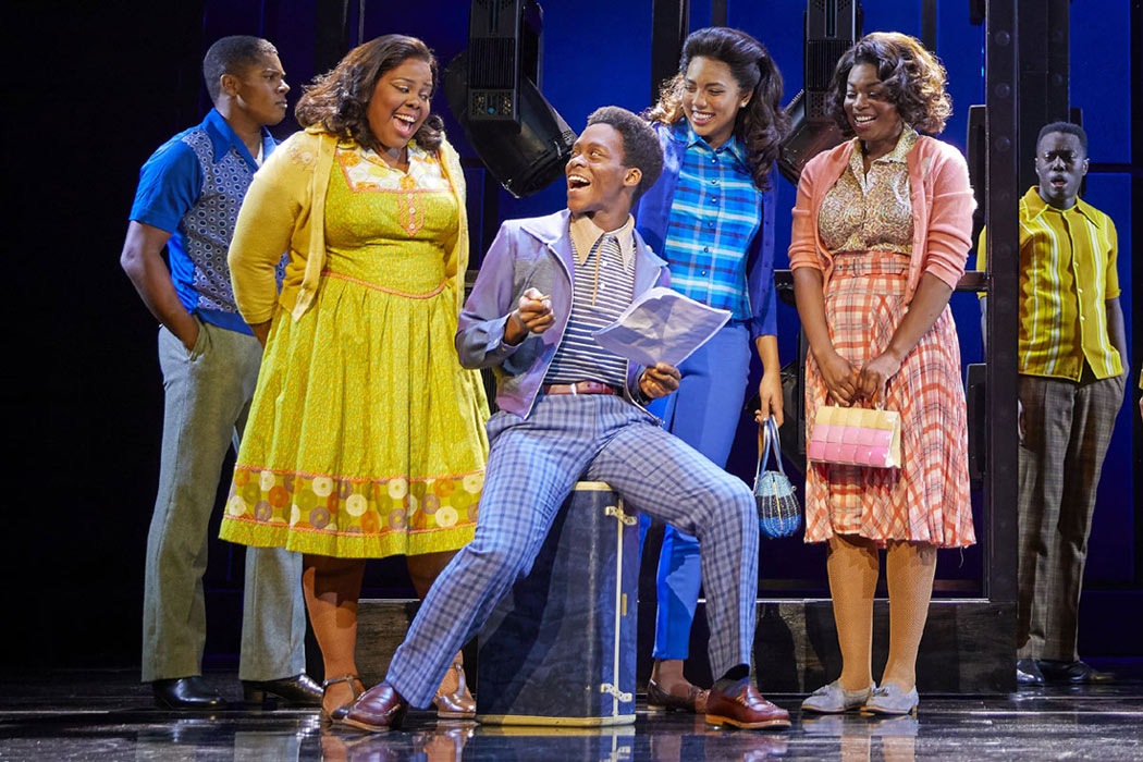 The problem with dating dreamgirls musical