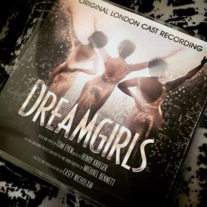 Dreamgirls Original London Cast Recording