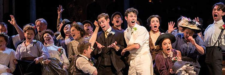 Half a sixpence interview