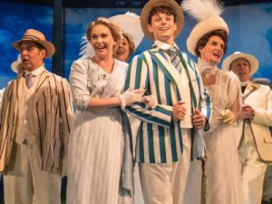 Interview half a sixpence