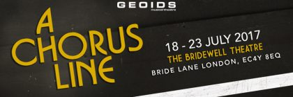 Chorus line by geoids