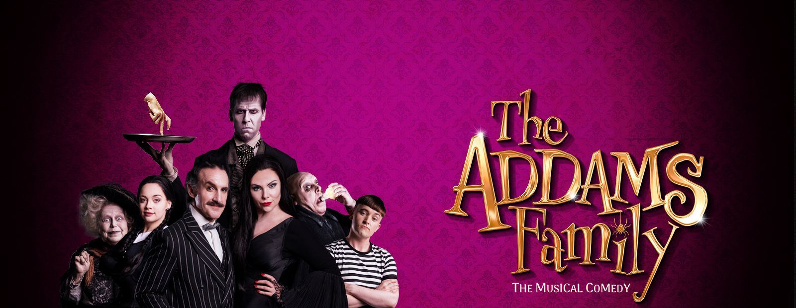 The Addams Family Musical Review By Musical Theatre Musings