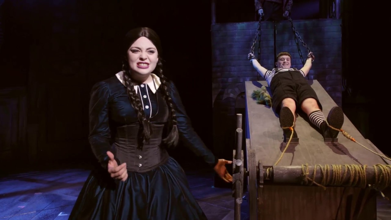Addams Family Uk Tour  Musical Review