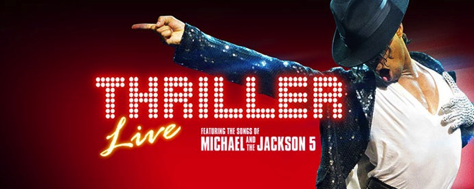 Thriller Live Uk Tour  March