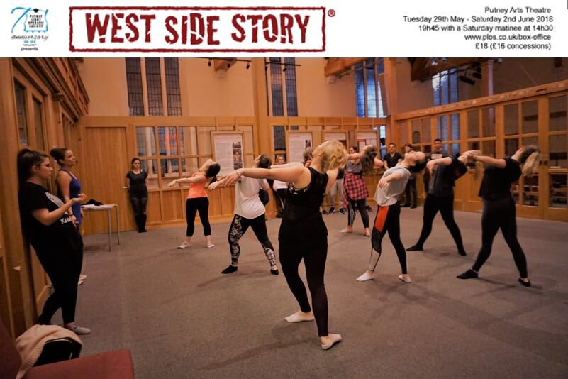 West Side Story by PLOS- Review by Musical Theatre Musings