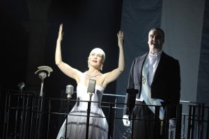 Evita production shot