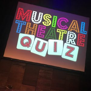 Musical Theatre quiz