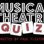 Musical theatre quiz logo