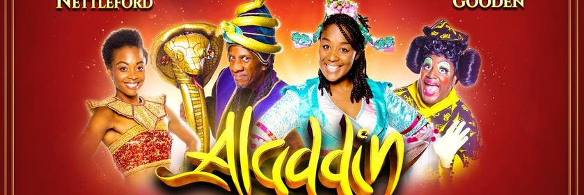 Aladdin Broadway Theatre Catford