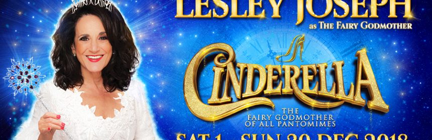 Cinderella at The Churchill Theatre banner