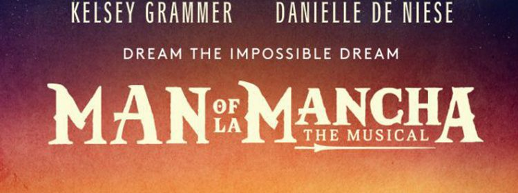 Man of La Mancha promotional poster