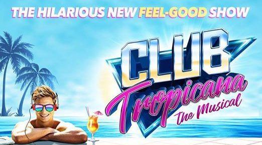 Club Tropicana banner