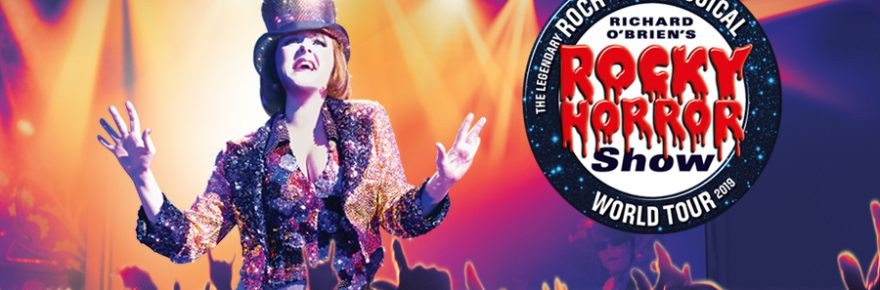Rocky Horror Show banner