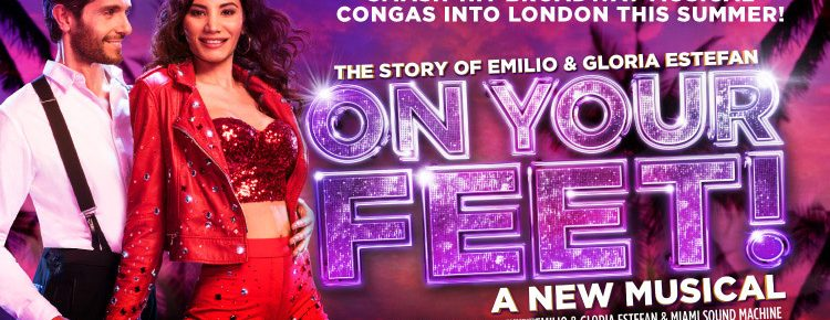 On Your Feet banner advert