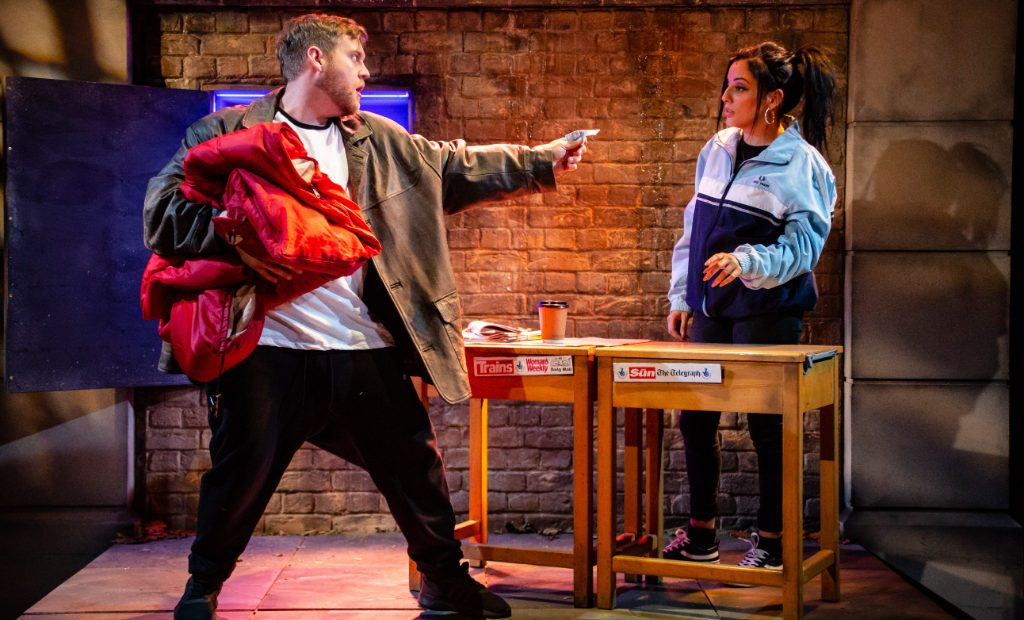 Fiver at Southwark Playhouse - Musical Theatre Musings