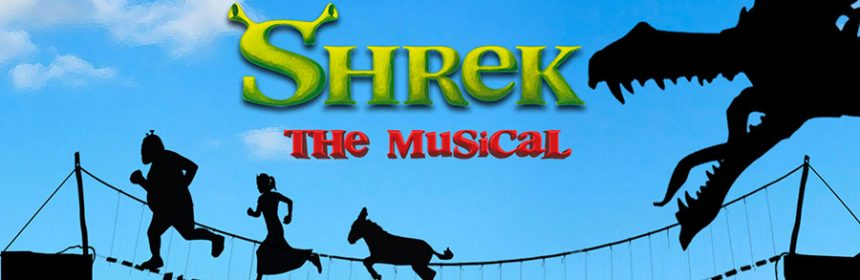 Shrek Summer Youth Project - Musical Theatre Musings