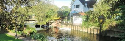 Food at the Mill at Sonning