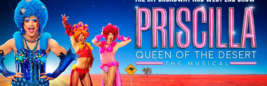 Priscilla Queen of the Desert Banner